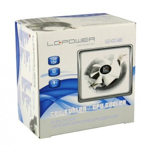 cooler LC-POWER LC-CC-85
